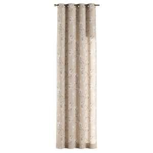 Zasłona na kółkach 1 szt. 1szt 130x260 cm w kolekcji Flowers, tkanina: 311-12