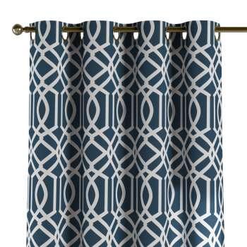 Gardin med maljer 1 stk. 130 × 260 cm fra kolleksjonen Comics, Stoffets bredde: 135-10