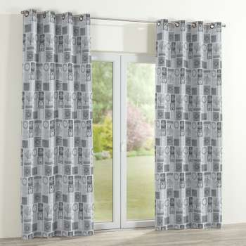 Eyelet curtains in collection Christmas, fabric: 630-20