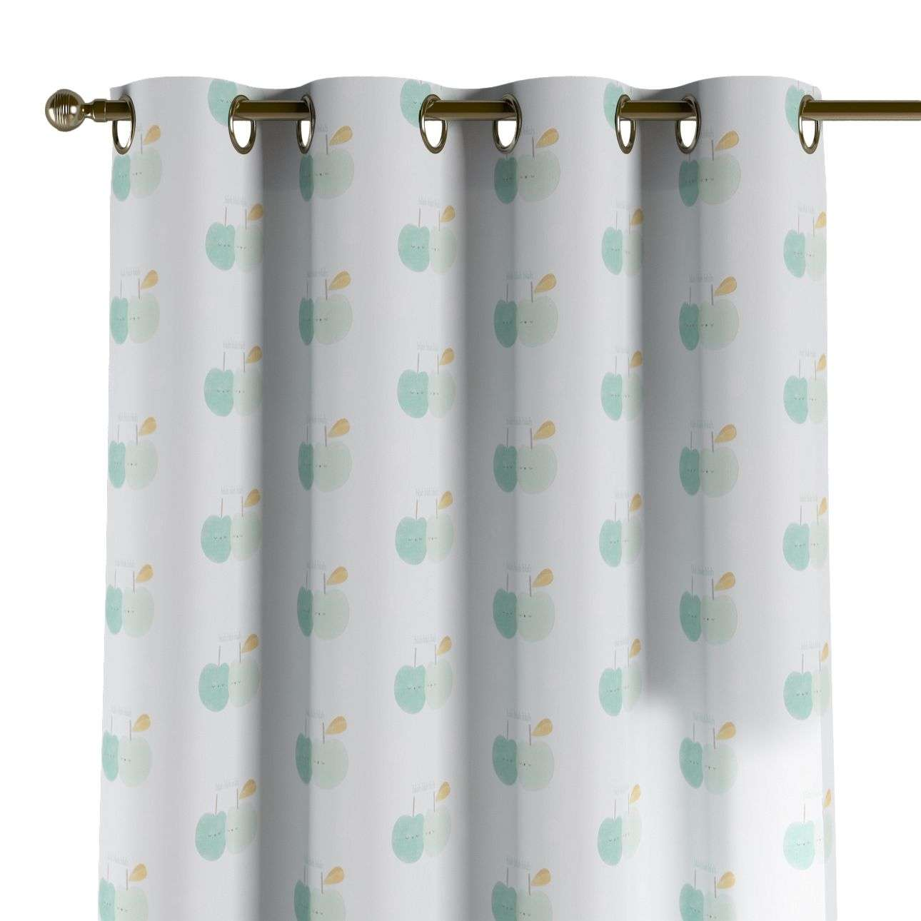 Eyelet curtains 130 x 260 cm (51 x 102 inch) in collection Apanona, fabric: 151-02