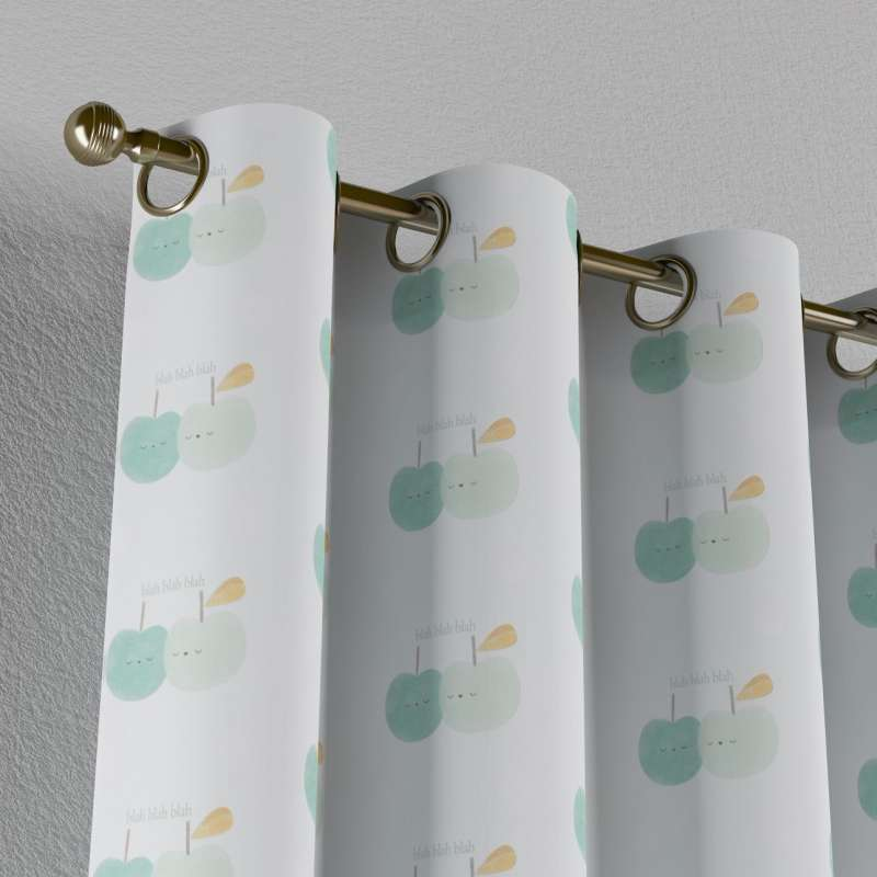 Eyelet curtain in collection Little World, fabric: 151-02