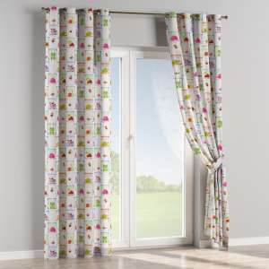Eyelet curtains 130 x 260 cm (51 x 102 inch) in collection Apanona, fabric: 151-04