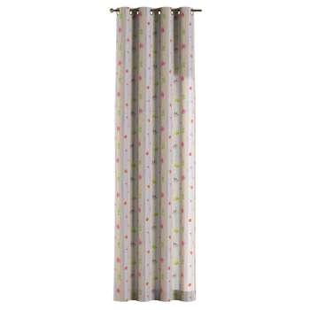 Zasłona na kółkach 1 szt. 1szt 130x260 cm w kolekcji Apanona, tkanina: 151-05