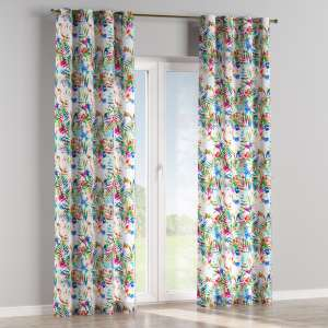 Eyelet curtains 130 x 260 cm (51 x 102 inch) in collection New Art, fabric: 140-22