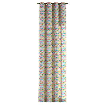 Eyelet curtains 130 x 260 cm (51 x 102 inch) in collection New Art, fabric: 140-27