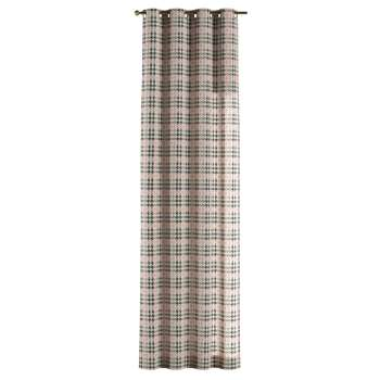 Zasłona na kółkach 1 szt. 1szt 130x260 cm w kolekcji Brooklyn, tkanina: 137-75