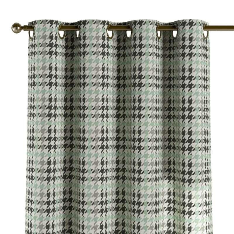 Záves s kolieskami V kolekcii Brooklyn, tkanina: 137-77
