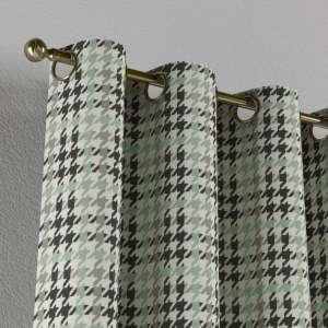 Žiedinio klostavimo užuolaidos 130 x 260 cm (plotis x ilgis) kolekcijoje Brooklyn, audinys: 137-77