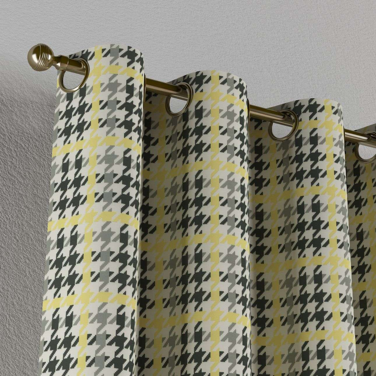 Eyelet curtains in collection Brooklyn, fabric: 137-79