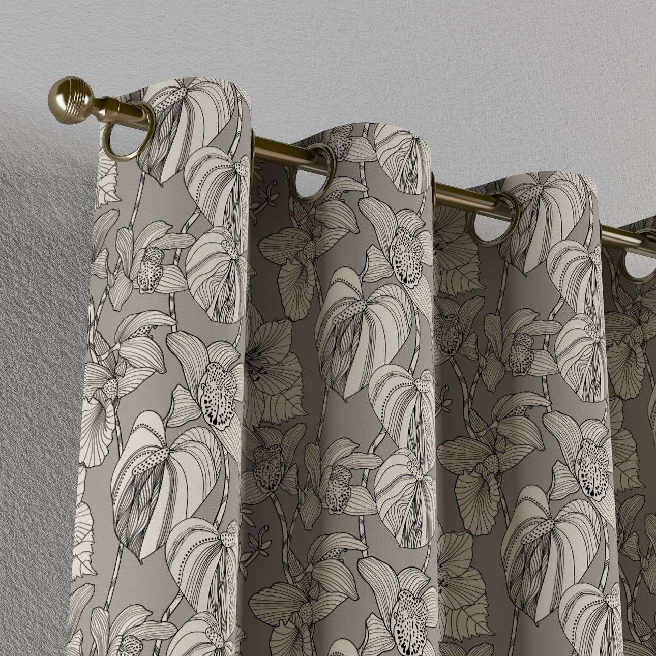Eyelet curtains in collection Brooklyn, fabric: 137-80