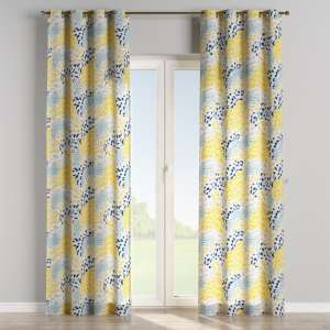 Eyelet curtains 130 x 260 cm (51 x 102 inch) in collection Brooklyn, fabric: 137-86