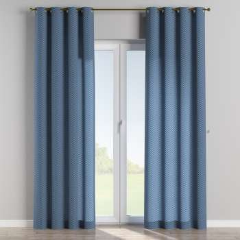 Eyelet curtains 130 x 260 cm (51 x 102 inch) in collection Brooklyn, fabric: 137-88