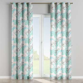 Eyelet curtains 130 x 260 cm (51 x 102 inch) in collection Brooklyn, fabric: 137-89