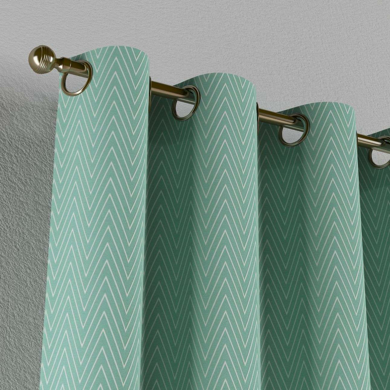 Záves s kolieskami 130 x 260 cm V kolekcii Brooklyn, tkanina: 137-90