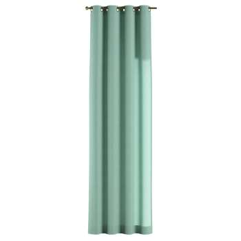 Gardin med öljetter 1 längd 130 x 260 cm i kollektionen Brooklyn , Tyg: 137-90