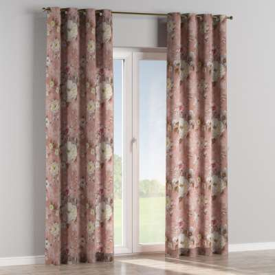 Eyelet curtains in collection Monet, fabric: 137-83