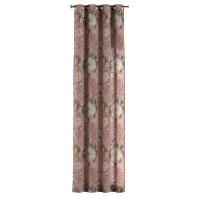 Záves s kolieskami V kolekcii Flowers, tkanina: 137-83