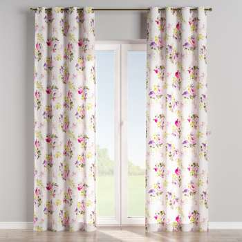 Eyelet curtains in collection Monet, fabric: 140-00