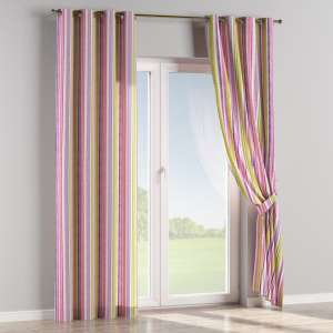 Eyelet curtains 130 x 260 cm (51 x 102 inch) in collection Monet, fabric: 140-01