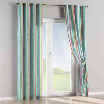 Eyelet curtains in collection Monet, fabric: 140-03