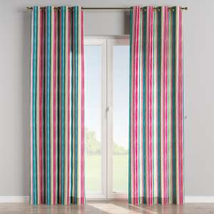Eyelet curtains 130 x 260 cm (51 x 102 inch) in collection Monet, fabric: 140-09