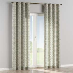 Eyelet curtains 130 x 260 cm (51 x 102 inch) in collection Comic Book & Geo Prints, fabric: 137-84