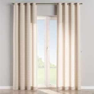 Eyelet curtains 130 x 260 cm (51 x 102 inch) in collection Flowers, fabric: 140-39