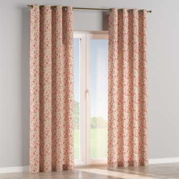 Eyelet curtains 130 × 260 cm (51 × 102 inch) in collection Londres, fabric: 140-47
