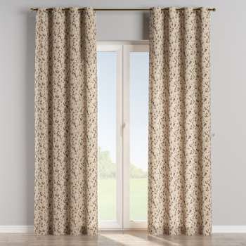 Eyelet curtains in collection Londres, fabric: 140-48