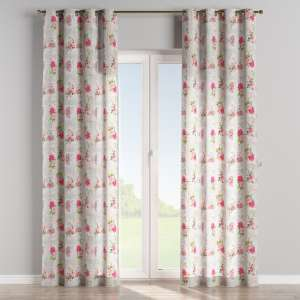 Eyelet curtains 130 x 260 cm (51 x 102 inch) in collection Ashley, fabric: 140-19