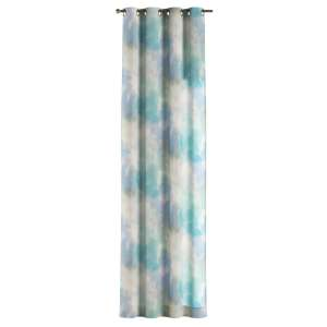 Eyelet curtains 130 x 260 cm (51 x 102 inch) in collection Aquarelle, fabric: 140-67