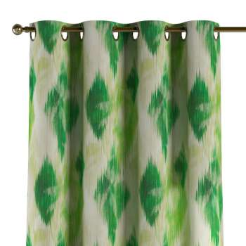 Eyelet curtains 130 x 260 cm (51 x 102 inch) in collection Aquarelle, fabric: 140-70