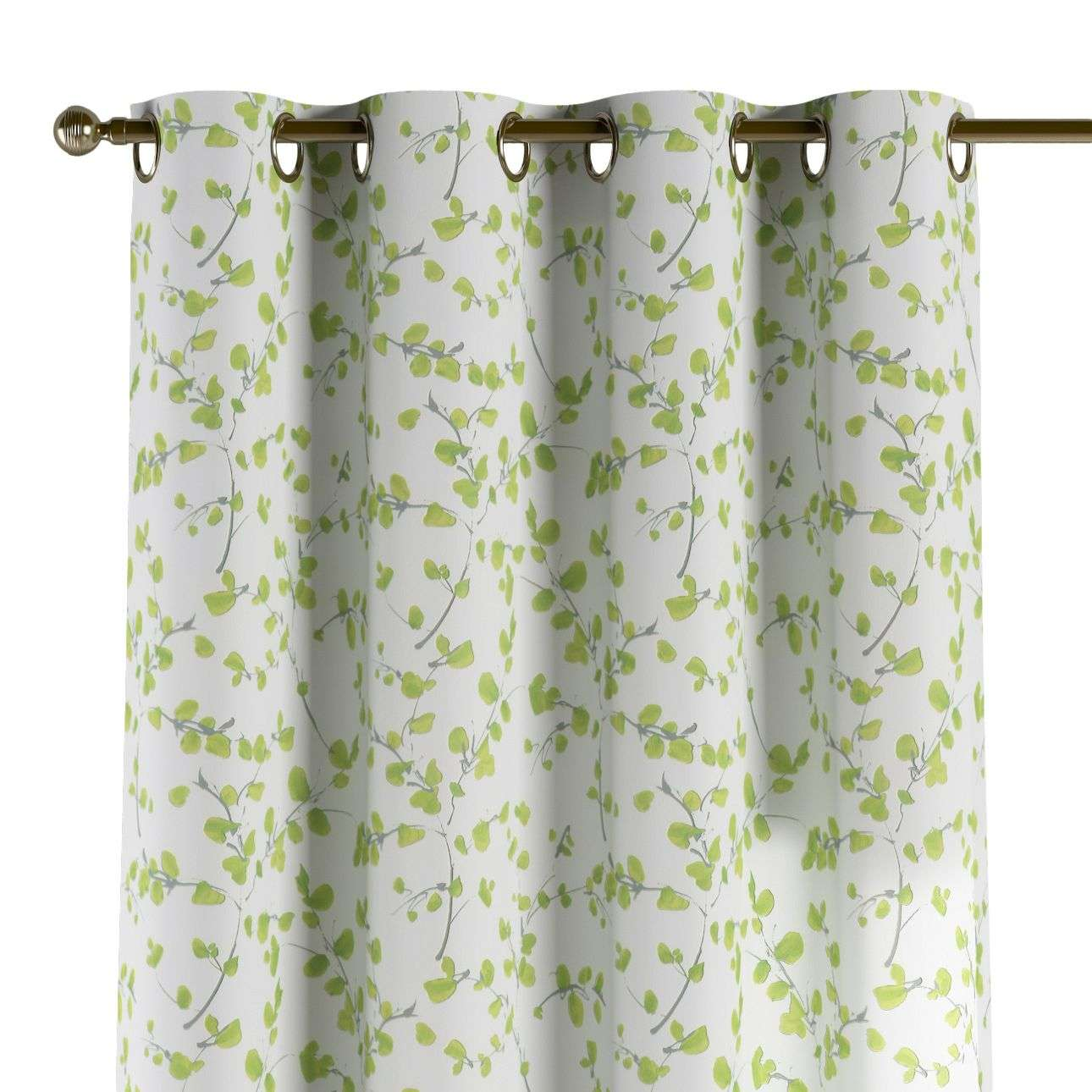 Eyelet curtains 130 x 260 cm (51 x 102 inch) in collection Aquarelle, fabric: 140-76