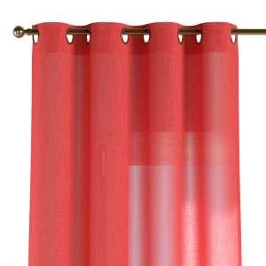 Gardin med maljer 1 stk. 130 x 260 cm fra kolleksjonen Romantikk, Stoffets bredde: 128-02