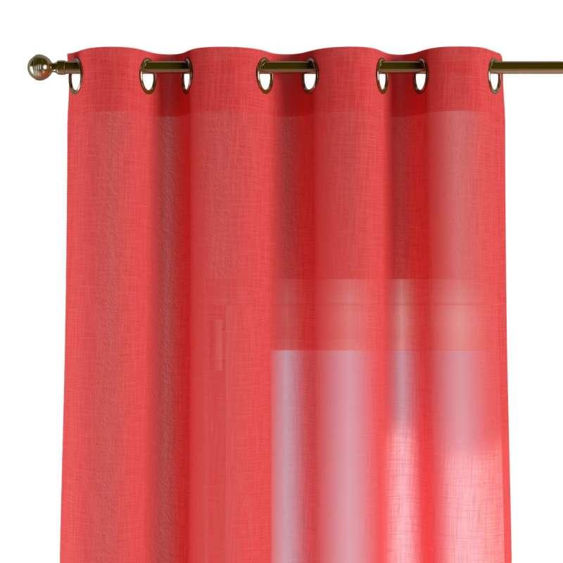 Gardin med øskner 1 stk. fra kollektionen Romantik, Stof: 128-02