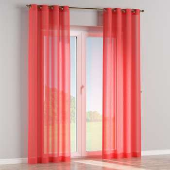 Eyelet curtains 130 x 260 cm (51 x 102 inch) in collection Romantica, fabric: 128-02