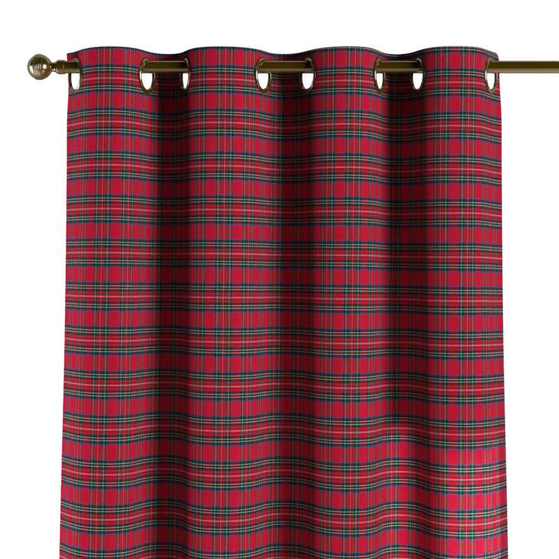 Eyelet curtain in collection Bristol, fabric: 126-29