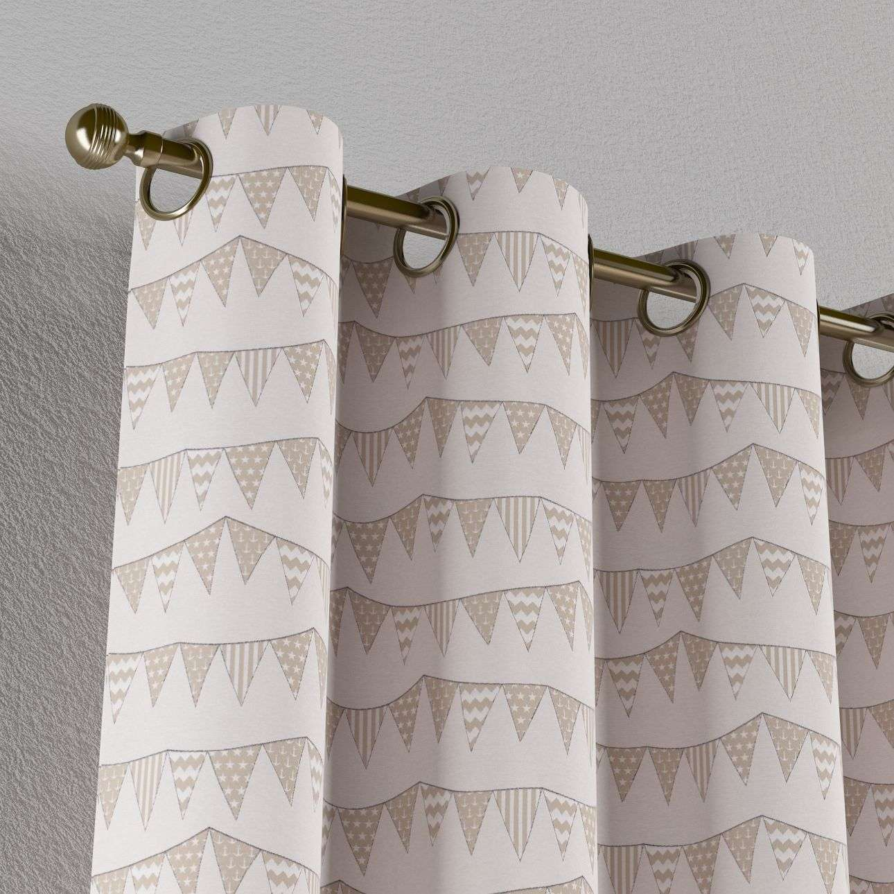 Eyelet curtains in collection SALE, fabric: 140-65