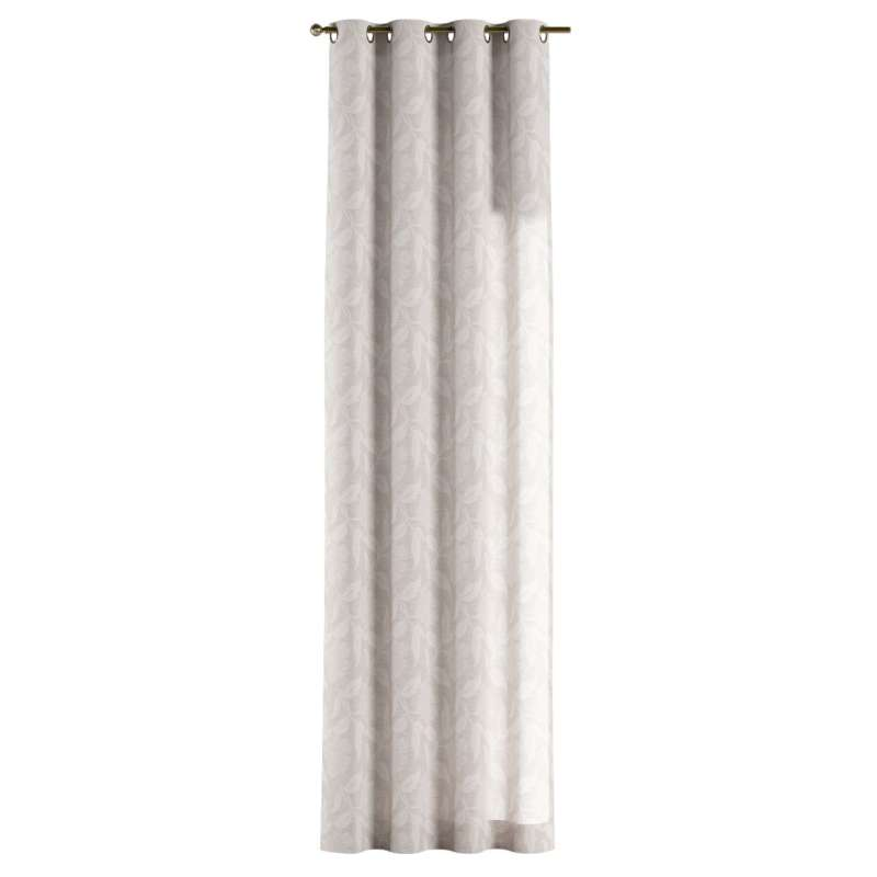 Eyelet curtain in collection Venice, fabric: 140-51