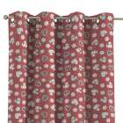 Eyelet curtains 130 x 260 cm (51 x 102 inch) in collection Christmas , fabric: 629-29