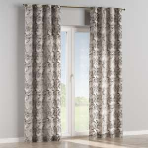 Eyelet curtains 130 x 260 cm (51 x 102 inch) in collection Norge, fabric: 140-82