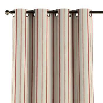 Gardin med maljer 1 stk. 130 × 260 cm fra kolleksjonen Avinon, Stoffets bredde: 129-15