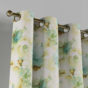 Eyelet curtains 130 x 260 cm (51 x 102 inch) in collection Acapulco, fabric: 141-35