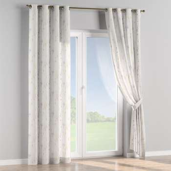 Eyelet curtains 130 x 260 cm (51 x 102 inch) in collection Acapulco, fabric: 141-36