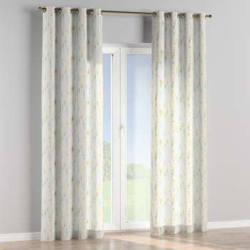 Eyelet curtains 130 x 260 cm (51 x 102 inch) in collection Acapulco, fabric: 141-38