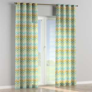 Eyelet curtains 130 x 260 cm (51 x 102 inch) in collection Acapulco, fabric: 141-41