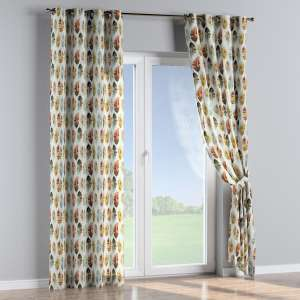 Eyelet curtains 130 x 260 cm (51 x 102 inch) in collection Urban Jungle, fabric: 141-43