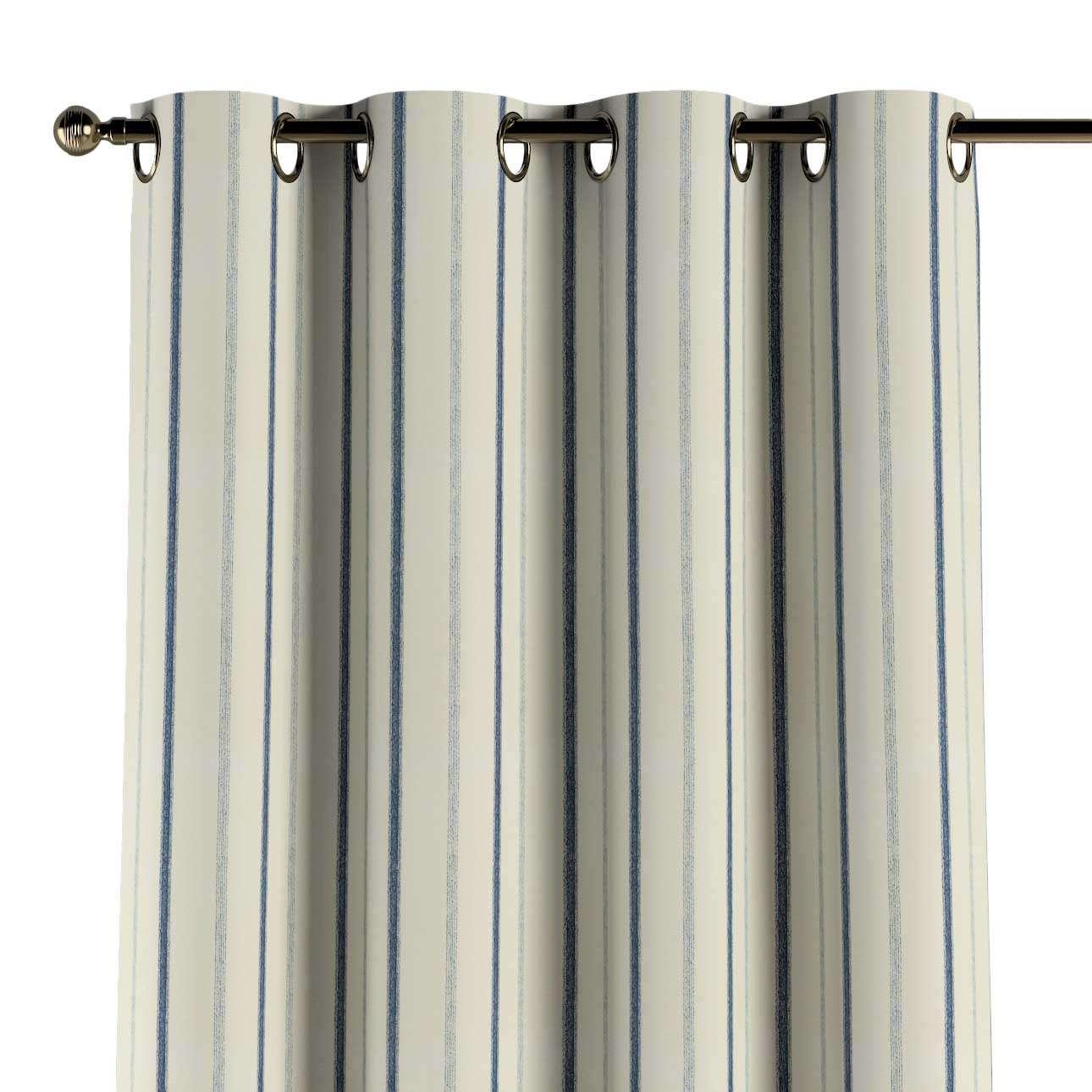 Zasłona na kółkach 1 szt. 1szt 130x260 cm w kolekcji Avinon, tkanina: 129-66