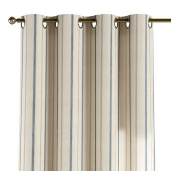 Gardin med maljer 1 stk. 130 × 260 cm fra kolleksjonen Avinon, Stoffets bredde: 129-66