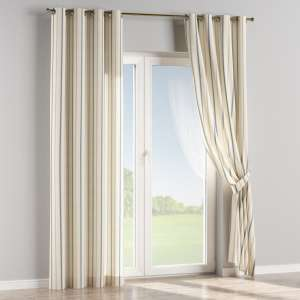 Eyelet curtains 130 x 260 cm (51 x 102 inch) in collection Avinon, fabric: 129-66